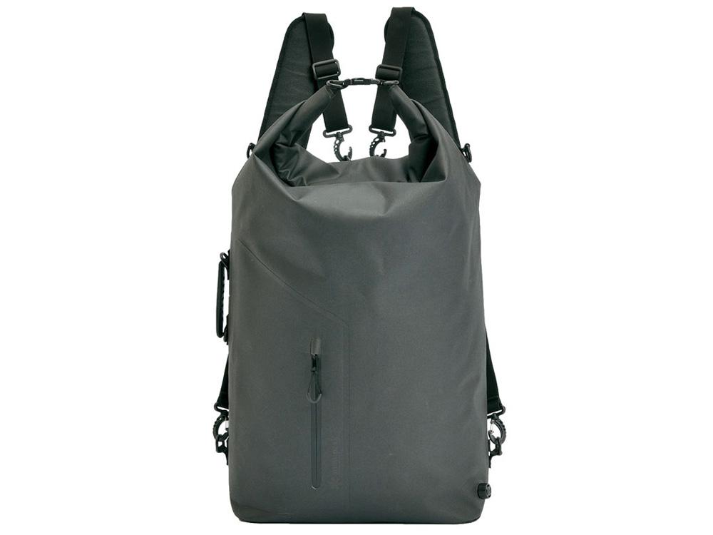スノーピークの防水バッグ
