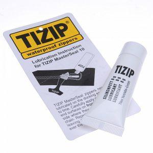 防水ジッパー:TIZIP