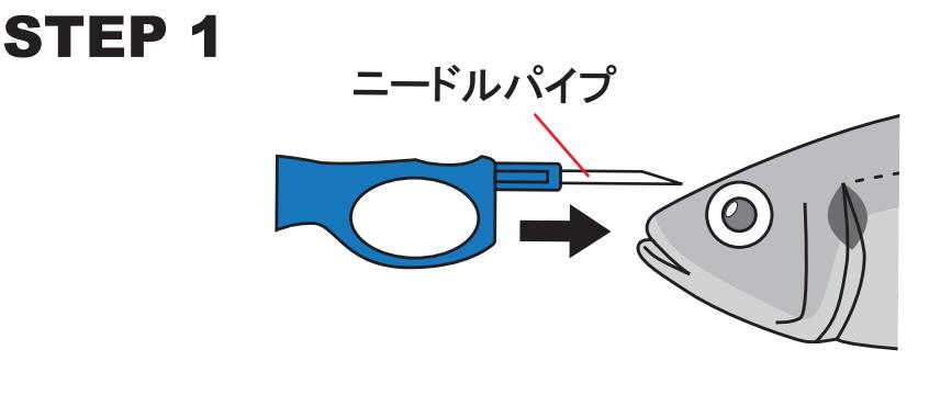 神経絞め:使い方(1)