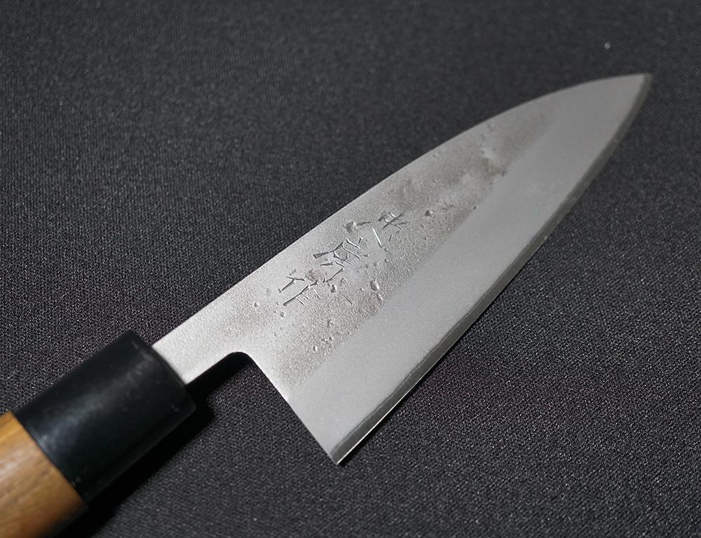 インクスレーベル「青紙包丁」:鯵切り105mm