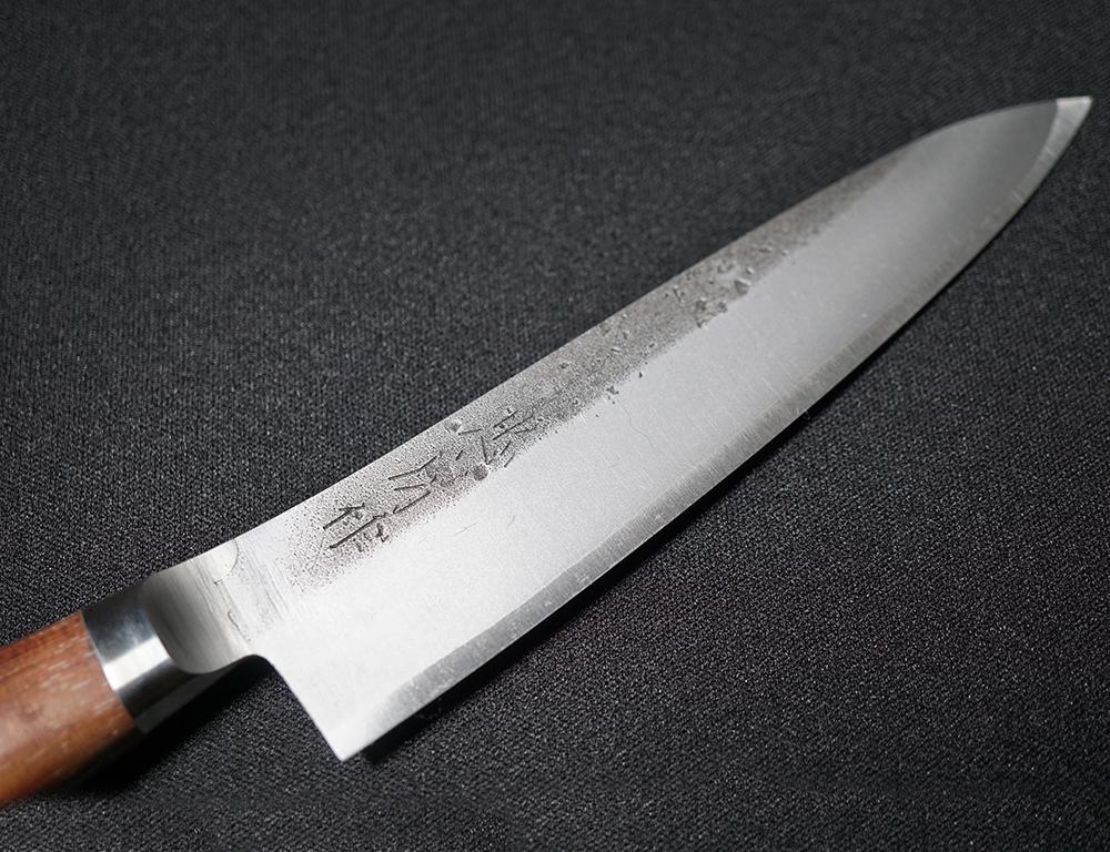 インクスレーベル「青紙包丁」:ペティナイフ125mm