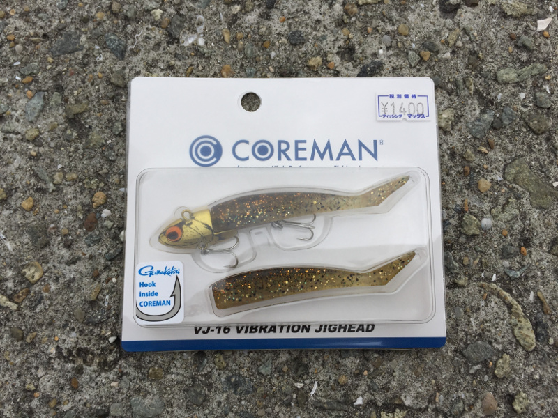コアマン VJ16