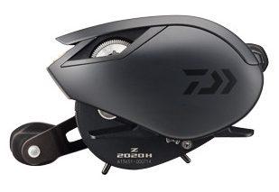 ダイワZ 2020 ブラック LTD(リミテッド):ロゴ側