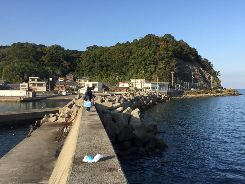 和歌山県塩津漁港