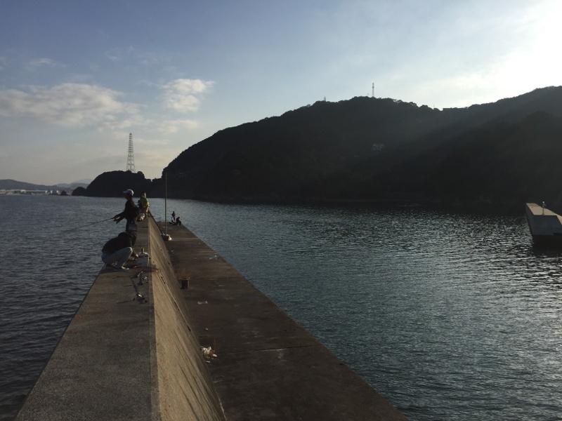 和歌山塩津漁港