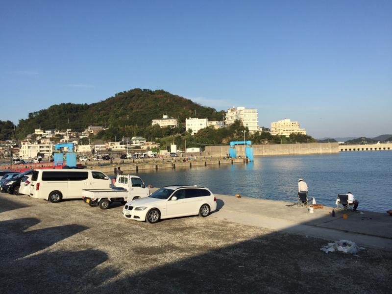 和歌山県 田ノ浦漁港