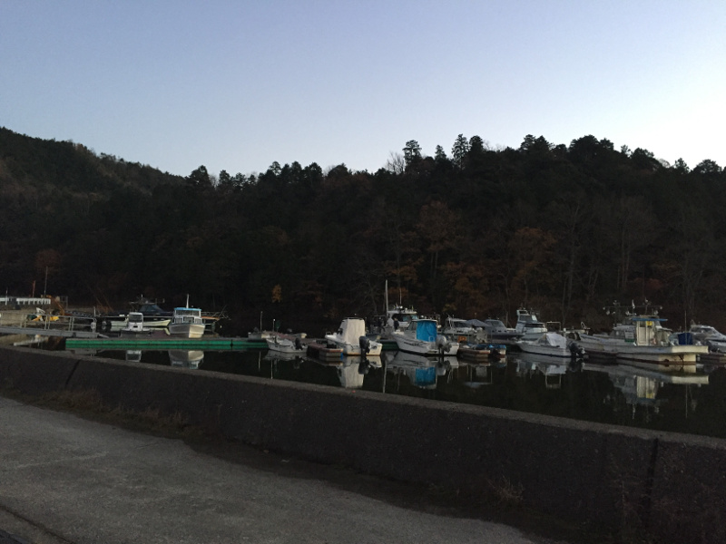 日本海 丹後ジギング船 「ヴィーナス」の出港場所