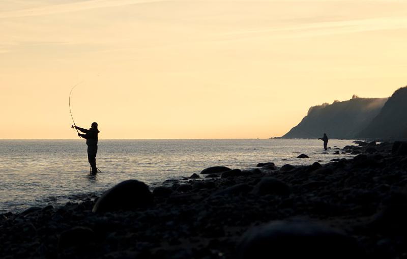 ショアジギングの釣り方