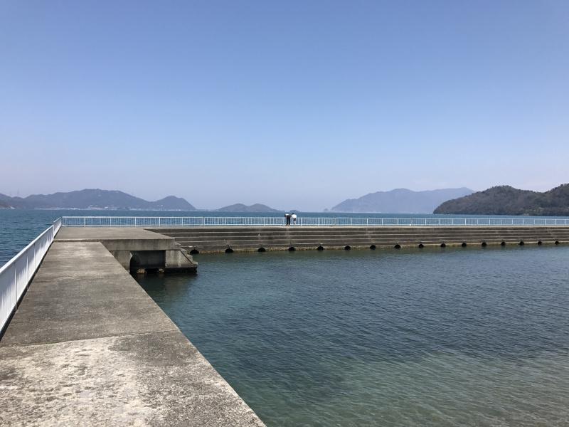福井県小浜「鯉川海水浴場」