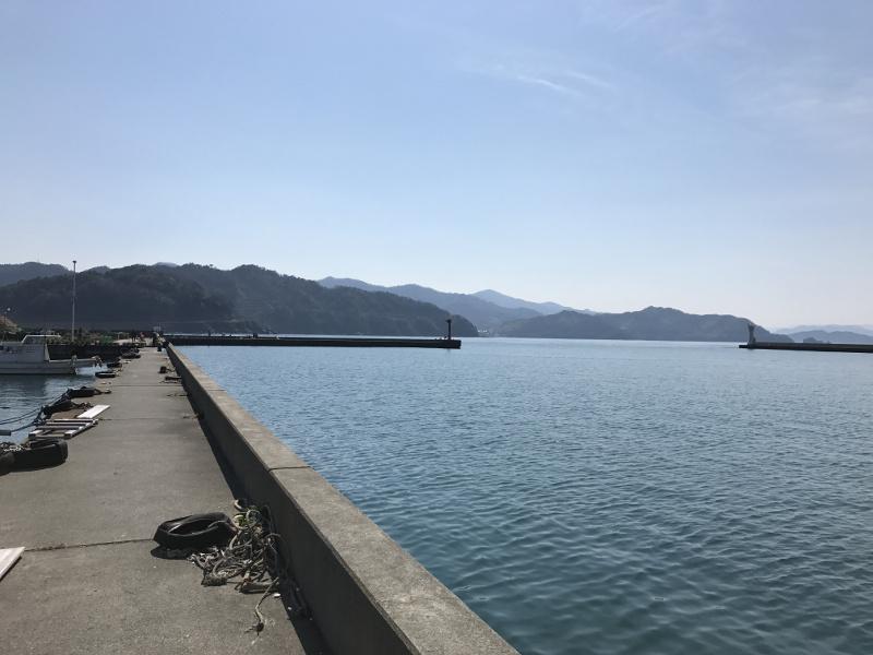 小浜新港釣りポイント③