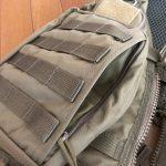 サブロック v-one vest:前面右側