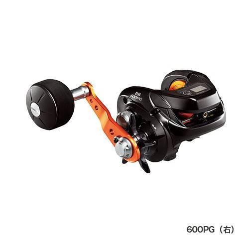 シマノ バルケッタBB 600PG
