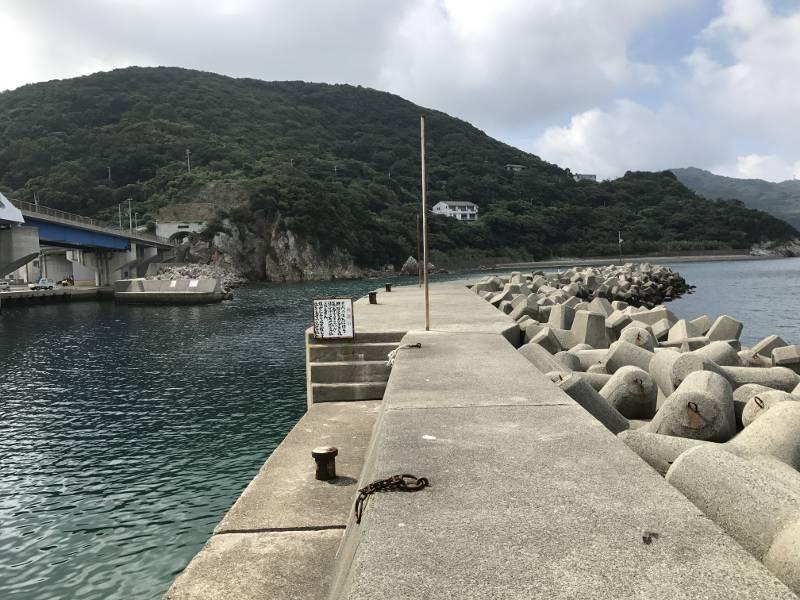 戸津井漁港