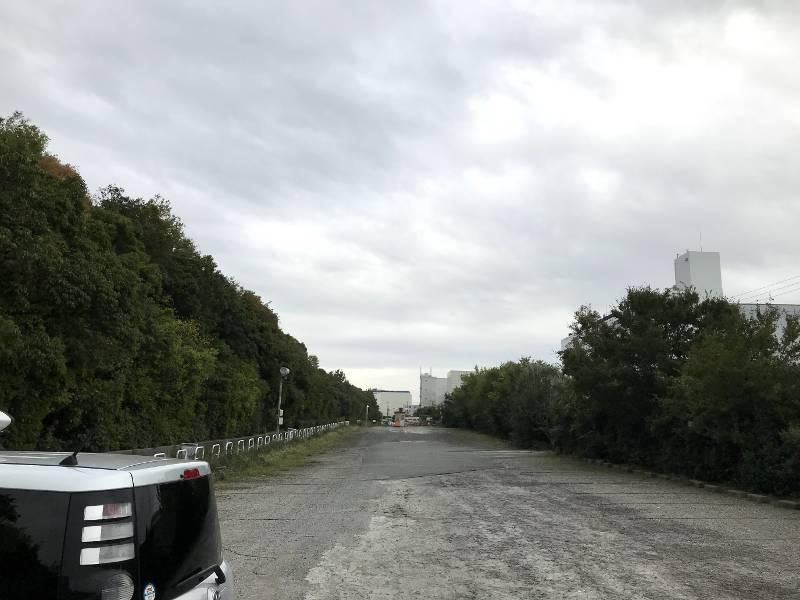 有料の駐車場