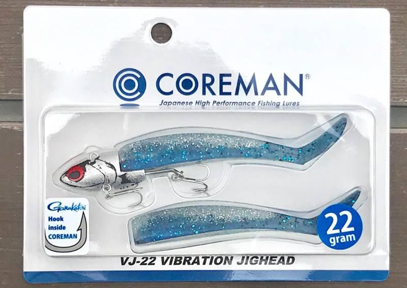 コアマン「VJ-22」のパッケージ