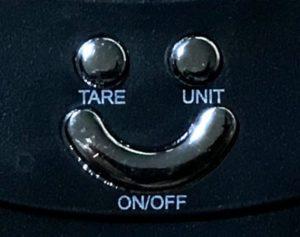 3つのボタン