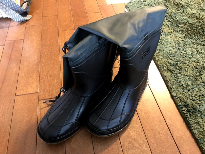 釣り用の長靴[プロックス]