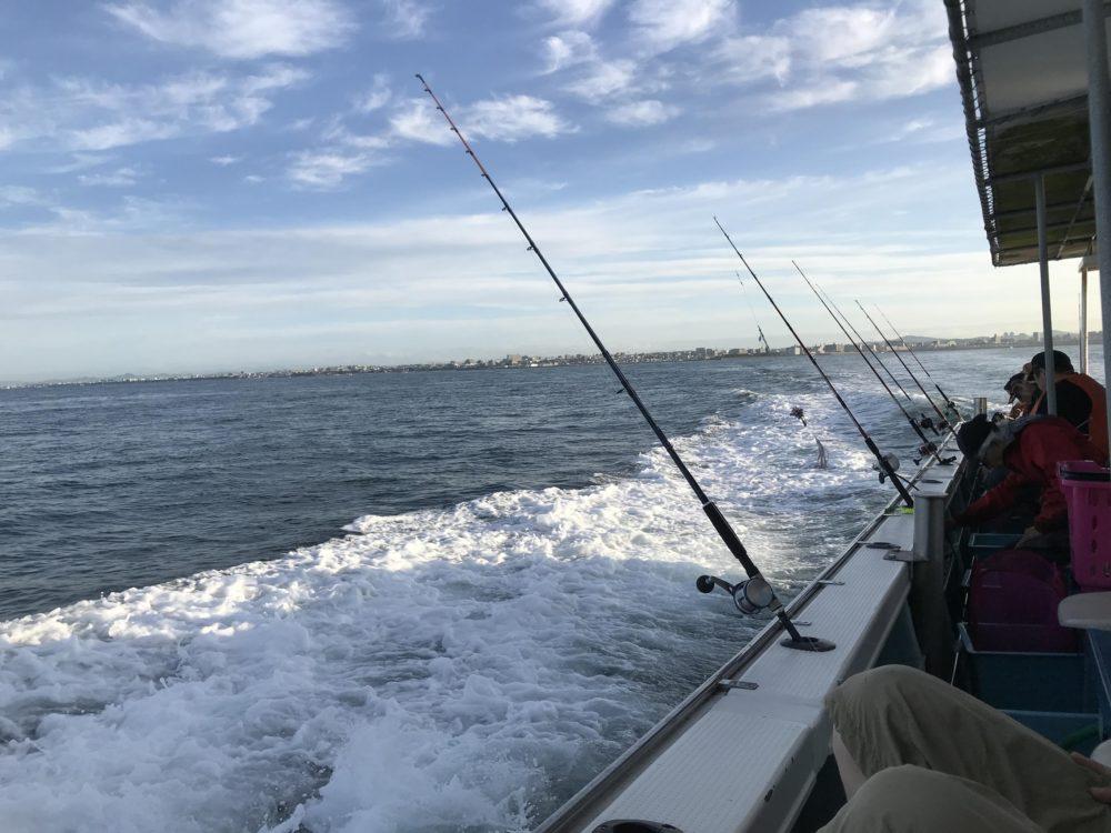 船タコ釣りのコツは?