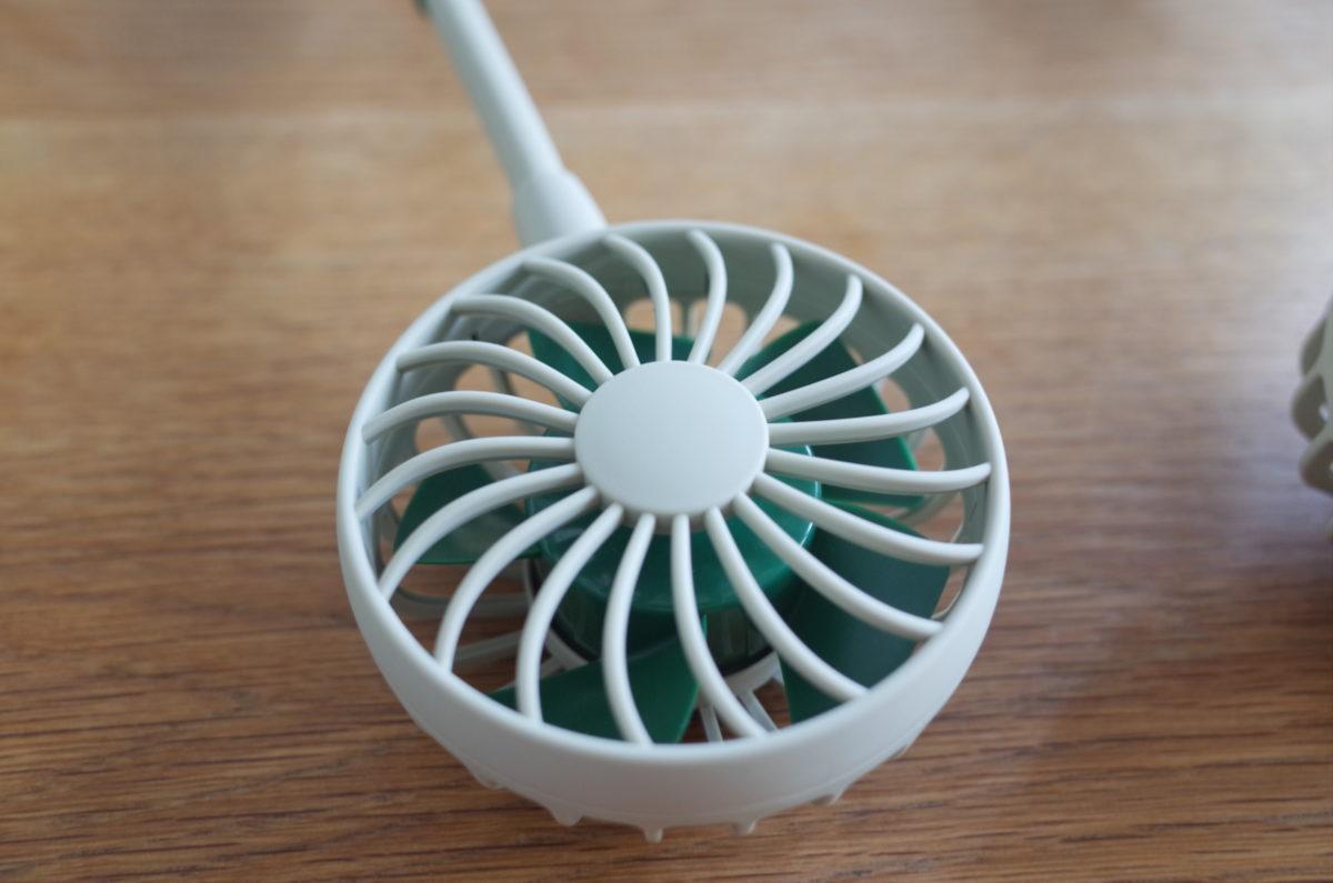 扇風機部分(2)