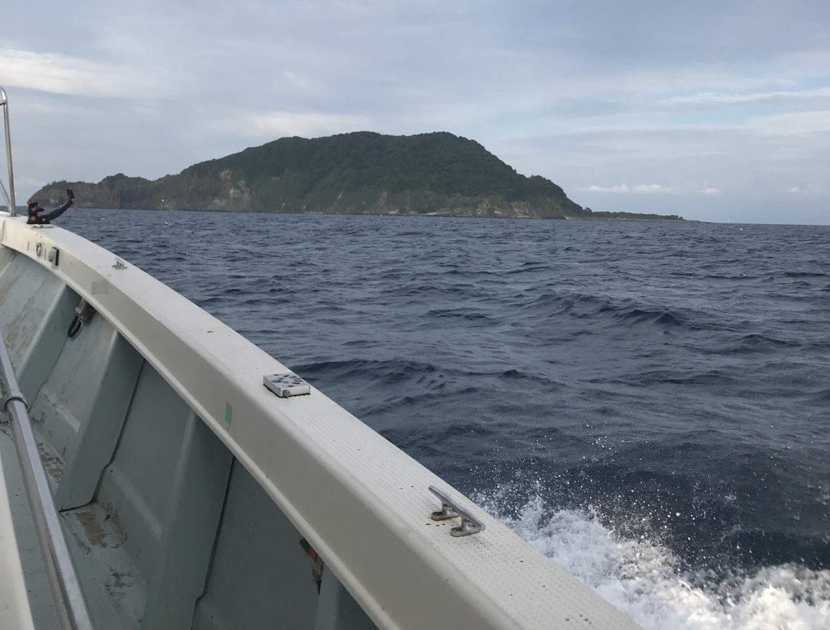 たぶん冠島