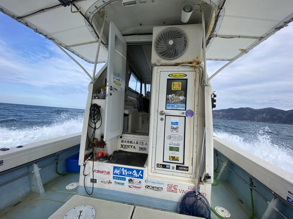 船メバル釣り@福井