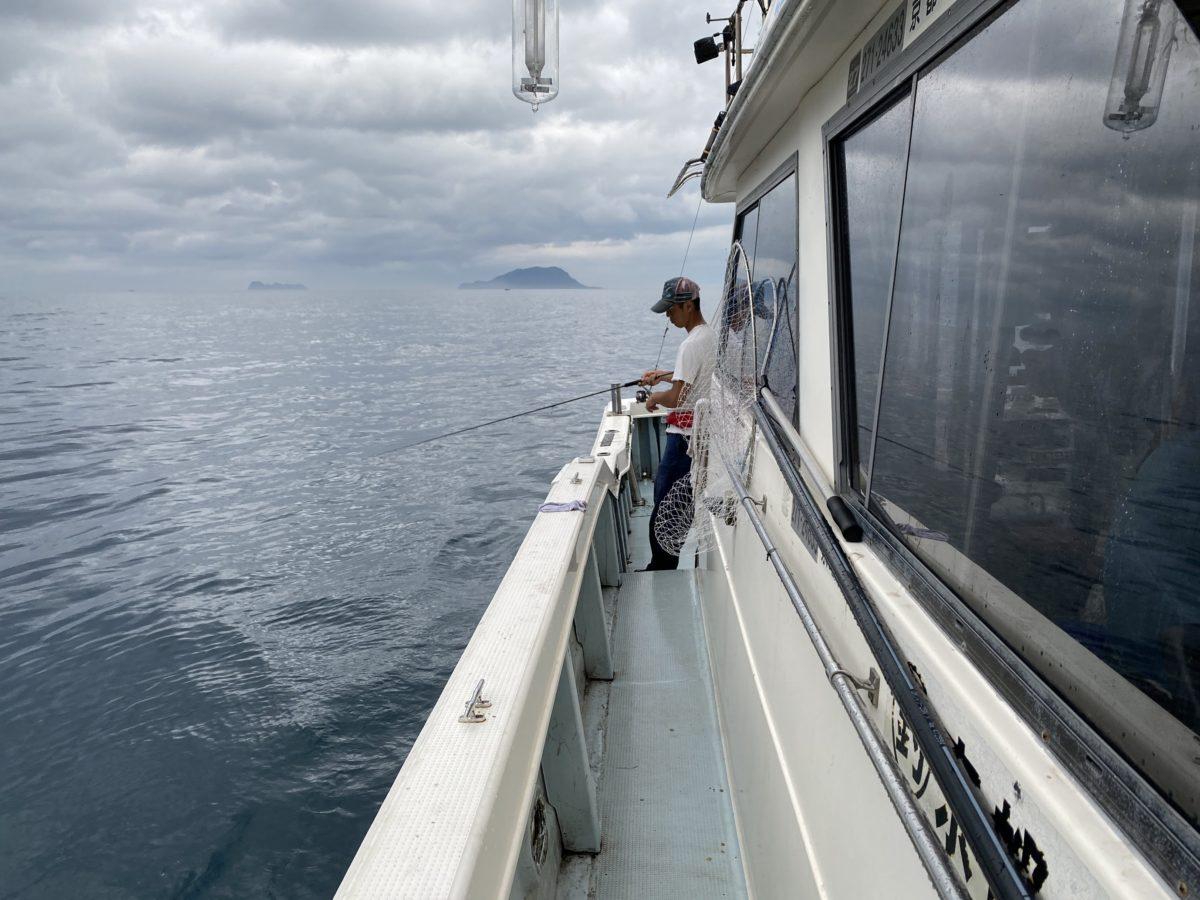 オモリグの釣り方