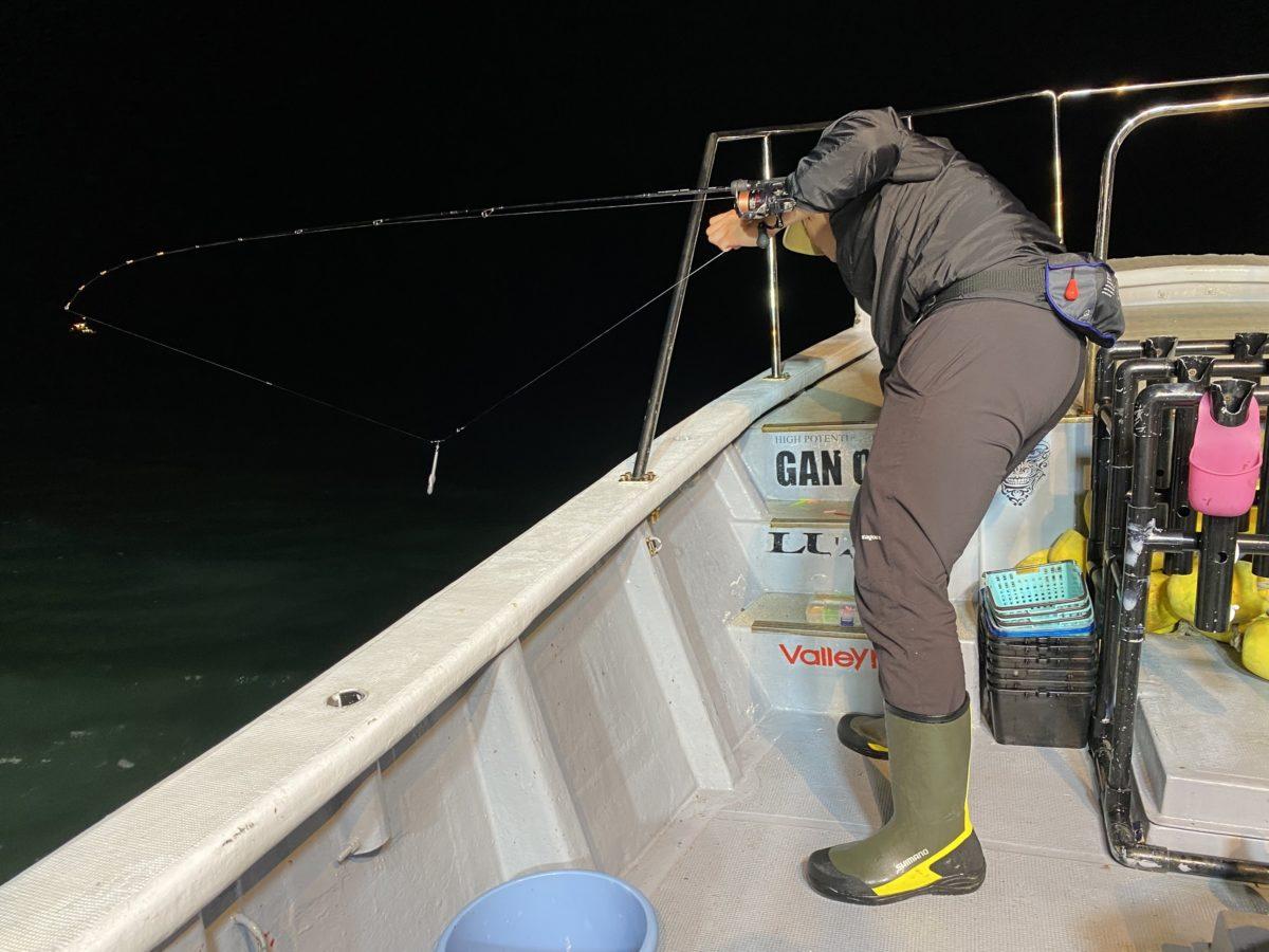 バチコンの釣り方とは?